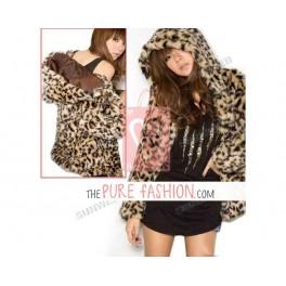 Casaco Leopardo